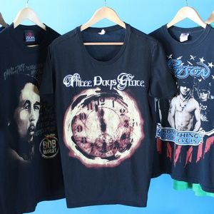 Other - Three Days Grace Band T-Shirt